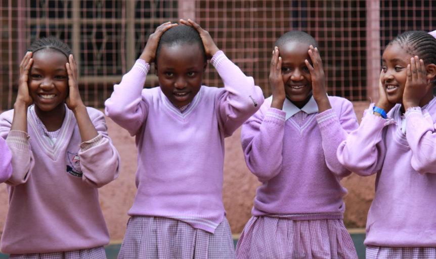 Kenya Akiba Students